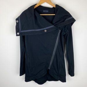 Lululemon Method Wrap Sweater Black Size 4